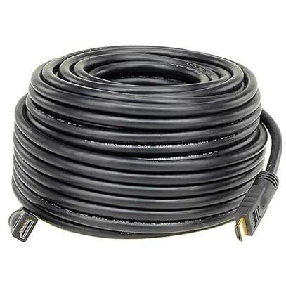 HIGH QUALITY HDMI CABLE-20M image 2