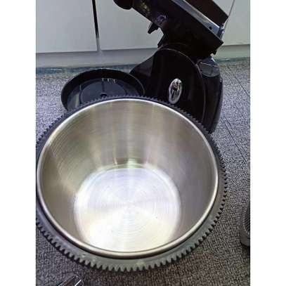 Hoffmans 5 speed stand hand mixer 1000watts Automatic rotation 3L image 4