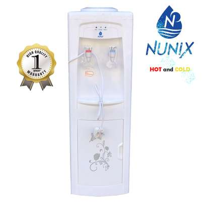 Hot and Cold Water Dispenser-White NUNIX