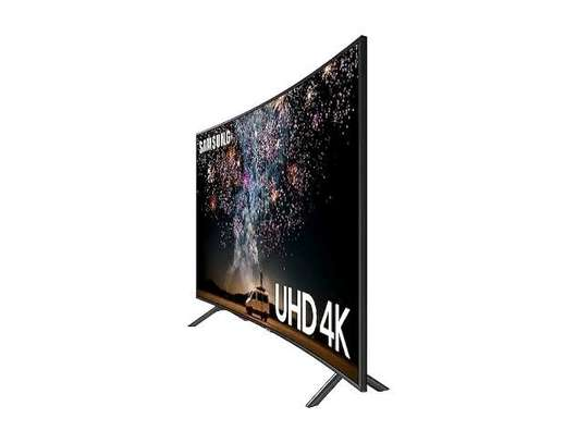 Samsung 65″ UHD 4K Curved Smart TV image 1