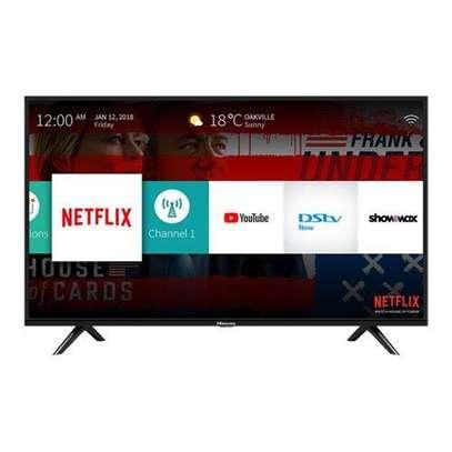 Hisense 32 inch New Android Frameless Digital Smart Tvs image 1