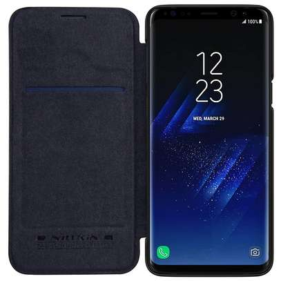 Nillkin Qin Series Leather Luxury Wallet Pouch For Samsung S9 S9 Plus image 3