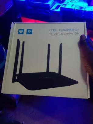 4G Faiba Router Unlocked