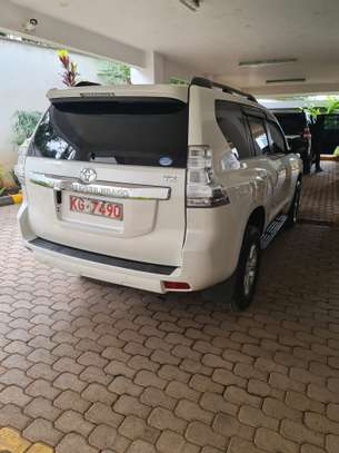 Toyota Prado for hire image 7