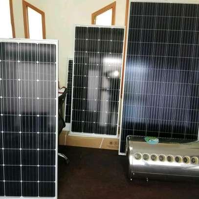 100w solar panels 25yrs warranty