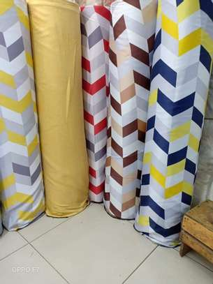 ADORABLE DOUBLE-SIDED CURTAINS AND SHEERS image 11