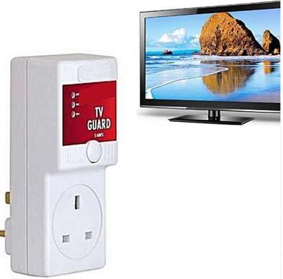 Tv guard with surge protector image 1