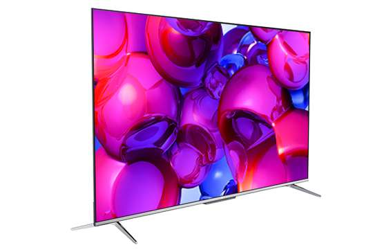 TCL 50″ P717 4K UHD Smart Android AI TV image 1