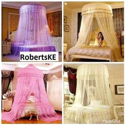 round mosquito net image 1