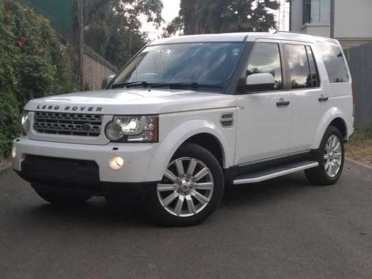 Land Rover Discovery IV image 1