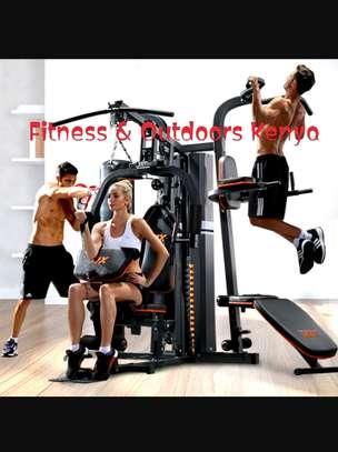 Big sALe!  Home Gym Station (3 stations) image 1