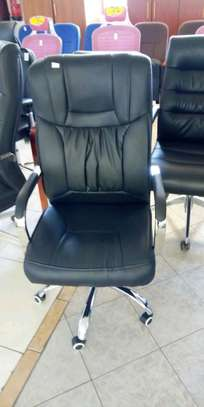 Executive adjustable office chairs image 5