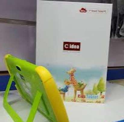 C IDEA Kids Tablet 16GB storage 1GB RAM image 1