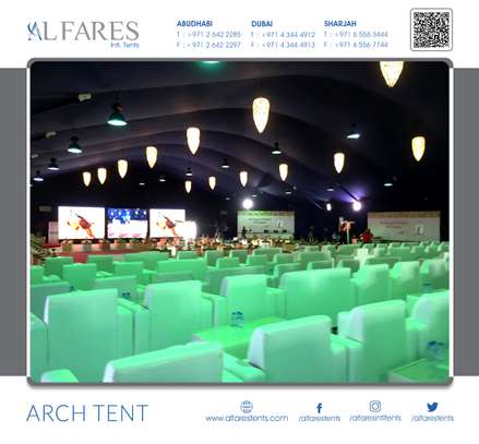 Tents & Marquees For Hire | For Sale | Al Fares Intl Tents image 12