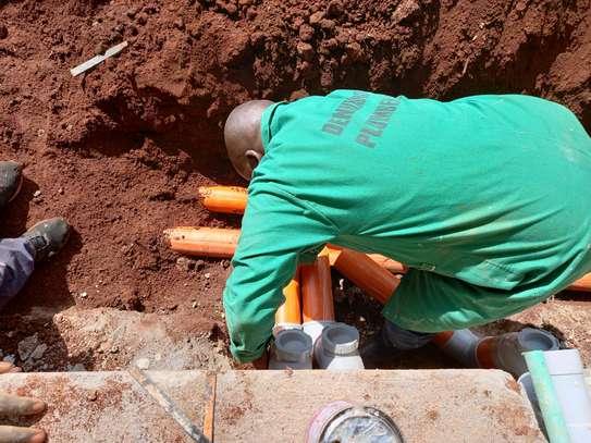 Efficient plumber image 1