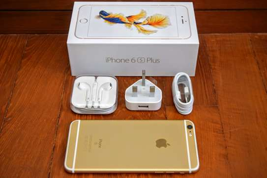 iPhone 6s Plus 64GB, 2GB, 12MP 5.5 Inch