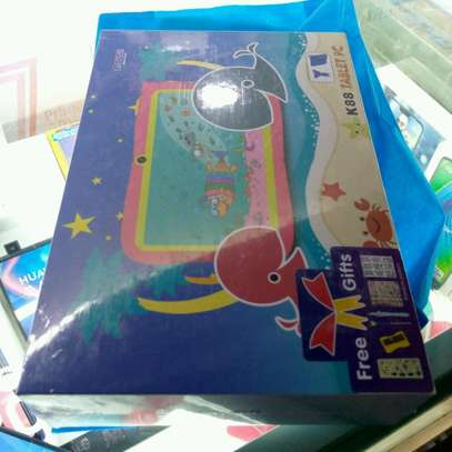 Kids Tablets 8GB/1GB ram+7 inch tabs with Delivery image 2