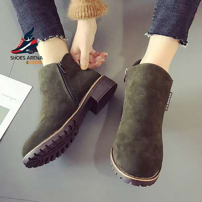 Comfy Leather boots image 1