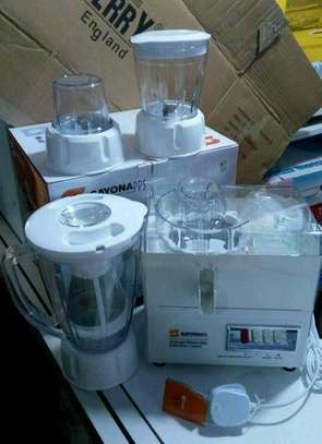4 in 1 Sayona Juicer