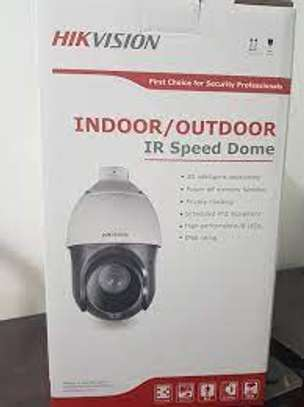 HIK VISION SPEED DOME PTZ INDOOR OUTDOOR CAMERA image 1
