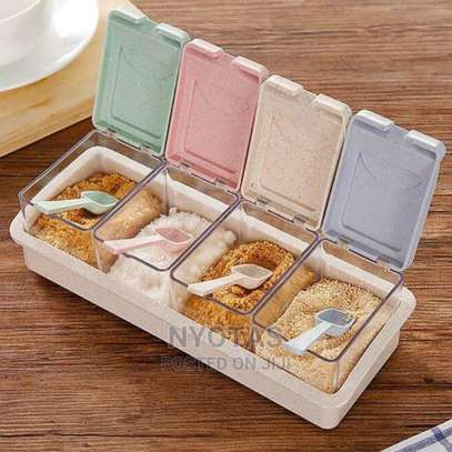 Multi Coloured Seasoning Set/Pbz image 1