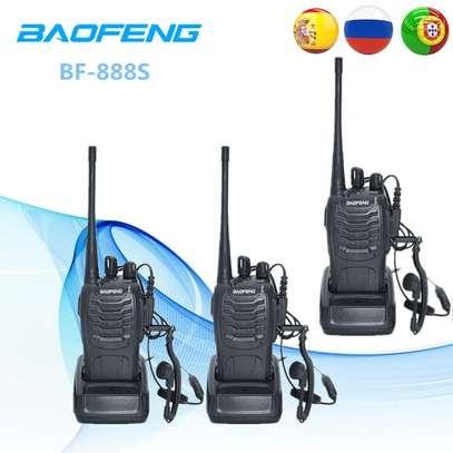 BaoFeng BF-888s 2 Way Radio image 4