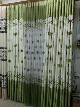 Unique classy curtains and sheers image 3