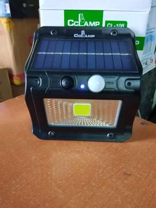 Motion sensor Outdoor solar lamp image 2