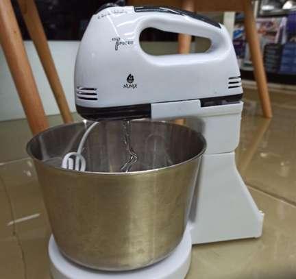 Mixing bowl*free spatula image 1