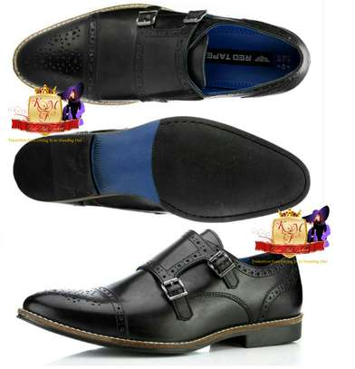 Men's Leather Brogue Shoes From UK