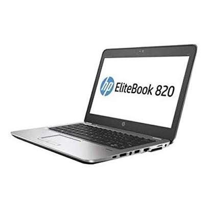 P EliteBook 820 Laptop Core i5 7200U 4GB RAM 500GB HDD 12.5 inch Screen image 1