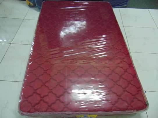 6INCH EXTRA HIGH DENSITY QUILTED MATTRESS image 1