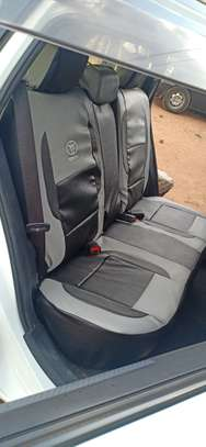 High Density Car Seat Covers image 1