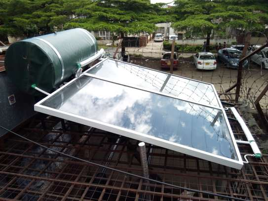 300 litre Sunraserg Solar Water Heating System image 3