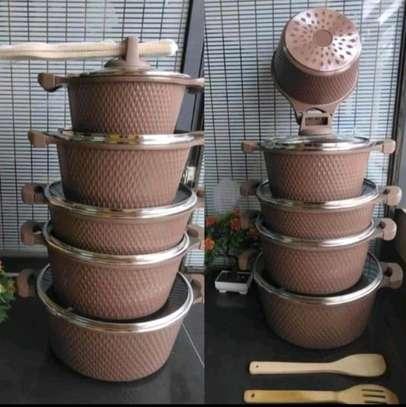 Unique cookware set image 1