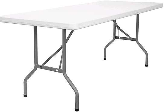 Foldable Long Tables ( New) image 6