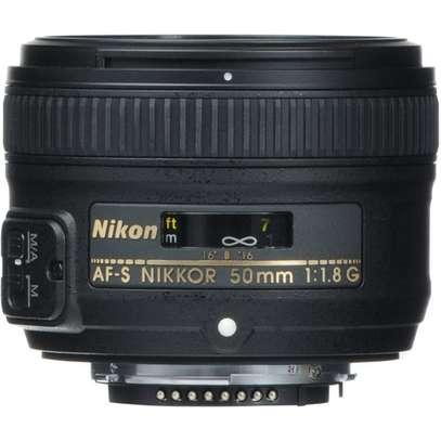 Nikon AF-S NIKKOR 50mm f/1.8G Lens image 2