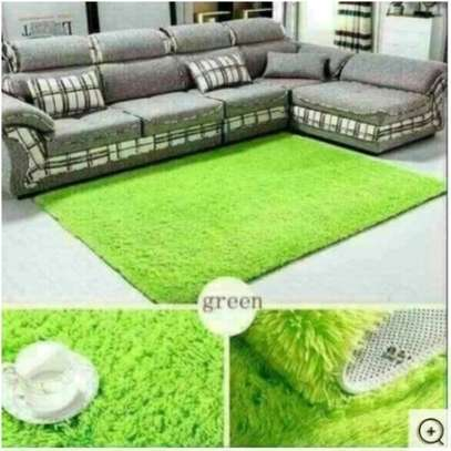 Luxurious Soft Fluffy Carpets - 7*10 image 4