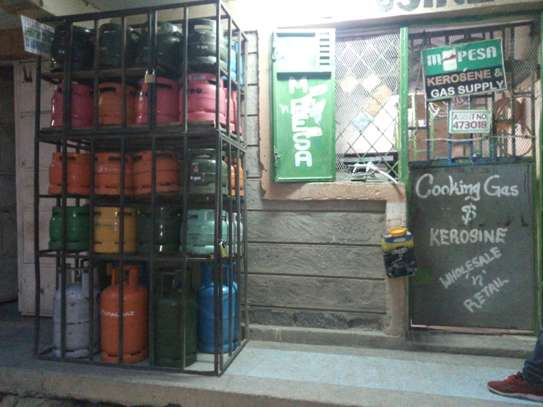 Gas supply, kerosene pump and mpesa business for sale