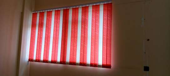 Office vertical Window Blinds image 12