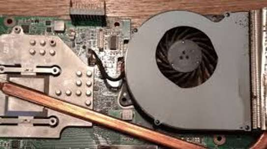 fan services repair and maintenance