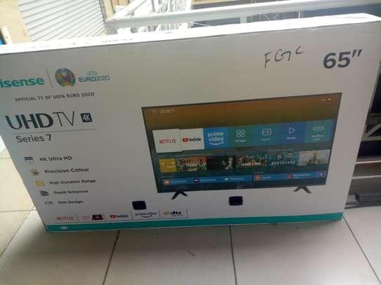 """New 65""""  hisense smart uhd 4k led tv"""