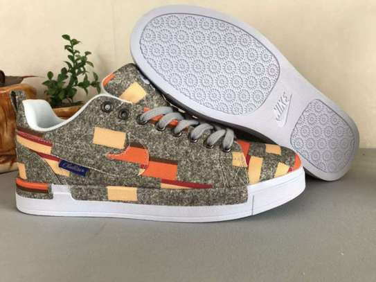 Multicolored Sneakers image 4