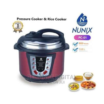 PC-01 Electric Pressure Cooker Rice Cooker image 1