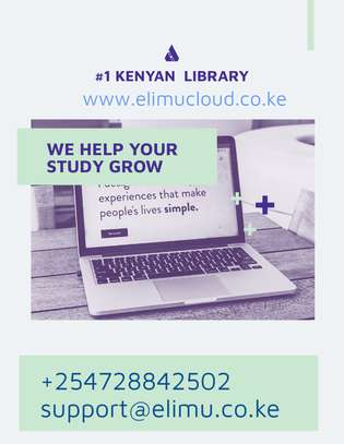 One Stop-shop for Learning Materials (www.elimucloud.co.ke) image 1