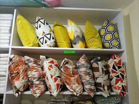 Colorful Throw Pillows image 2