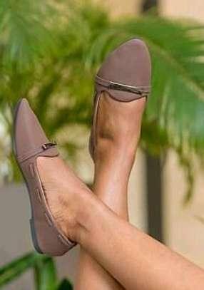 brogue shoes/flat image 5