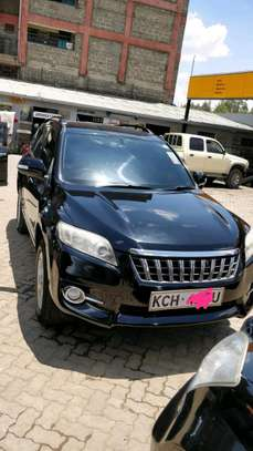 Toyota Vanguard in excellent condition  for kshs 1.5m image 1
