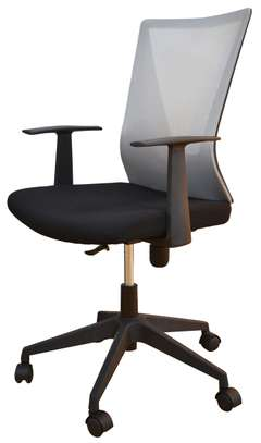 Medium back mesh office chairs