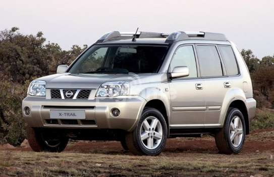 Nissan X-trail for Hire image 2